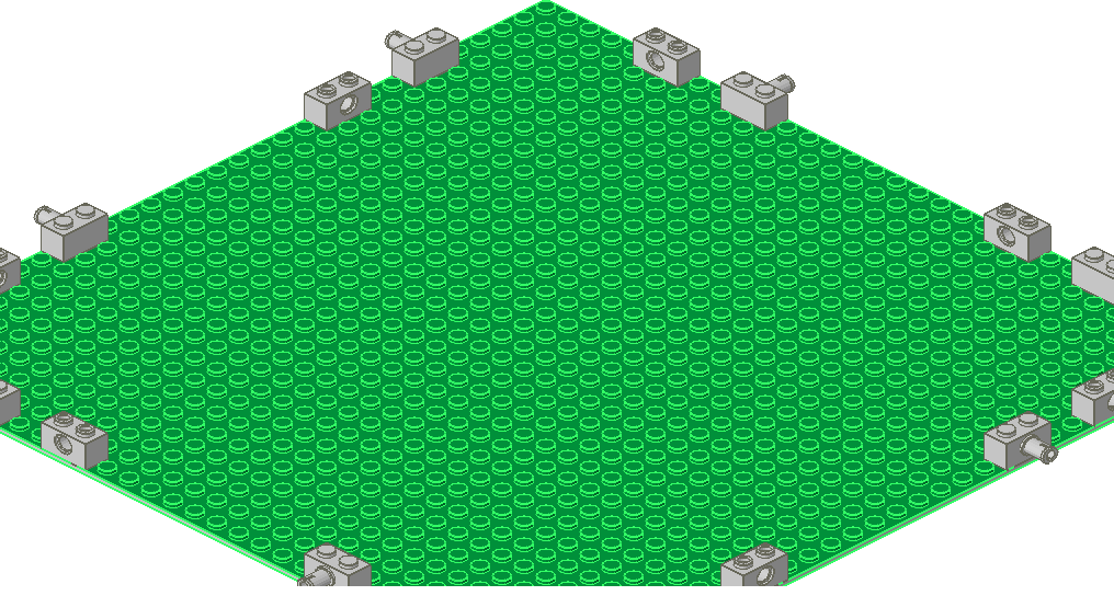 Building Instructions: 32 x 32 Room Building
